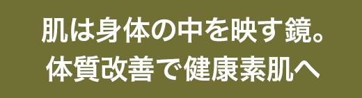 ニキビ 漢方 顎 しつこい大人ニキビの原因は「血」!? 大人ニキビ改善に効果的な薬膳と漢方